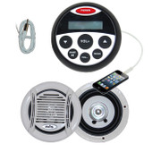 Audio Combo Kit Marine Radios for Sale
