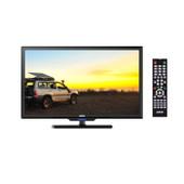 12 VOLT 60cm FULL HD LED TV DVD/MULTIMEDIA PLAYER w DVB-T DIGITAL TUNER - USB - PVR - TIME SHIFT