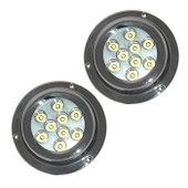 2 x 27W Underwater LED Boat Lights