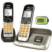 Uniden Premium DECT Digital Cordless Phone System with Integrated Bluetooth Technology - EXTRA HANDSET & CHARGE BASE