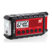 Midland  MULTIPLE POWER SOURCE/EMERGENCY RADIO - Internal 2000mAh Li-Ion Battery Pack