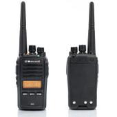 Midland 5W IP67 WATERPROOF UHF-LMR COMMERCIAL  - 256CH - Water/Dustproof IP67 Certified