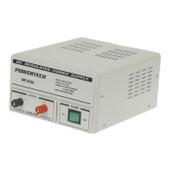Powertech 20 AMP BENCH/LAB POWER SUPPLY - 240V Power  - 13.8V DC Output - 22 Amp Peak