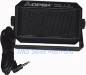 Opek Delux Extension Speaker for UHF VHF CB Radios