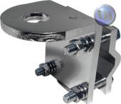 AXIS Mirror Mount Bracket  Universal Antenna Mount - Aluminium
