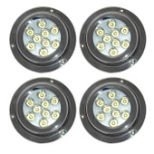 4 x 27W Underwater LED Boat Lights