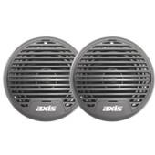 AXIS Marine 50W 70mm Full Range Speakers Flush Mount