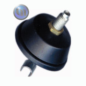 "AXIS - 477MHz UHF ANTENNA BASE - 5/16"" Stud"