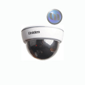 Uniden IMITATION DOME SURVEILLANCE CAMERA - Weatherproof - Looks like the real thing