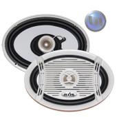 AXIS 6x9 2-Way Marine Speakers 200Watt
