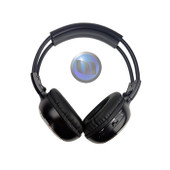 AXIS IR Wireless Headphones - 2 Channel - With Auto Shut Off Function