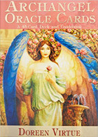 Archangel Oracle Cards: A 45-card deck and guidebook