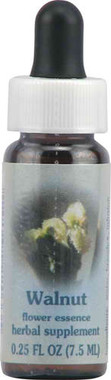 Flower Essence Walnut Herbal Supplement Dropper -- 0.25 fl oz