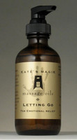 Massage Oil - Letting Go