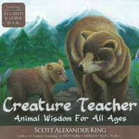 Creature Teacher by Scott Alexander King