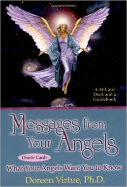 Messages From Your Angels: A 44-Card Deck