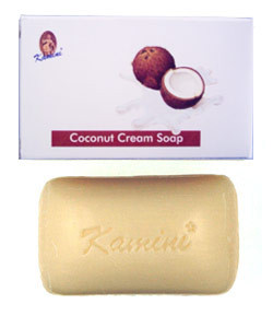 Kamini Coconut Cream Soap