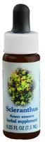 Flower Essence Scleranthus Supplement Dropper -- 0.25 fl oz