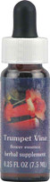 Flower Essence FES Quintessentials™ Trumpet Vine Supplement Dropper -- 0.25 fl oz