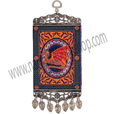 Wall Hanging Carpet Celtic Dragon