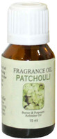Patchouli Fragrance Oil 15ml