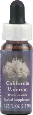 Flower Essence California Valerian Dropper -- 0.25 fl oz