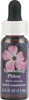 Flower Essence Range of Light Spreading Phlox Supplement Dropper -- 0.25 fl oz