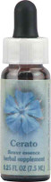 Flower Essence Healing Herbs® Cerato Supplement Dropper -- 0.25 fl oz