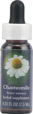 Flower Essence Chamomile Dropper -- 0.25 fl oz