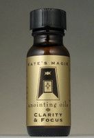 Anointing Oil - Clarity & Focus