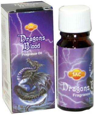 Sac Dragon Blood Incense Fragrance Oil 10ml