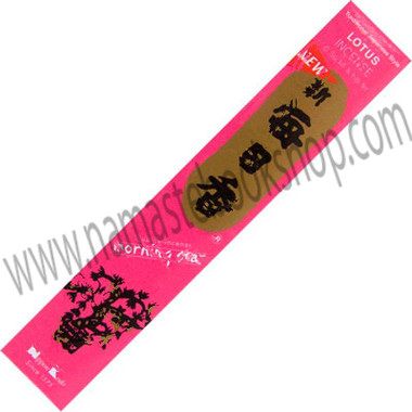 Morning Star Incense 50 sticks Lotus