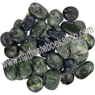 Tumbled Stones Nephrite