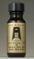 Anointing Oil - Healing of the Heart