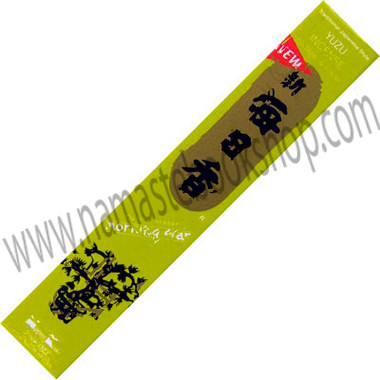 Morning Star Incense 50 sticks Yuzu