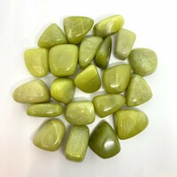 Olive Serpentine Tubled