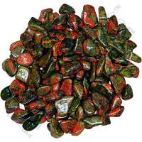 Tumbled Stones Unakite