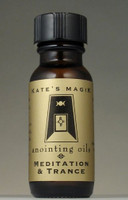 Anointing Oil - Meditation & Trance