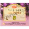 Hem Incense Cones in Display Box 10 cones Precious Lavender