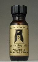 Anointing Oil - Peace & Purification