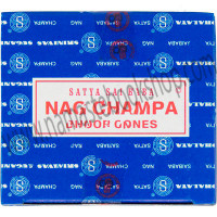 Incense Cones in Display Box Nag Champa