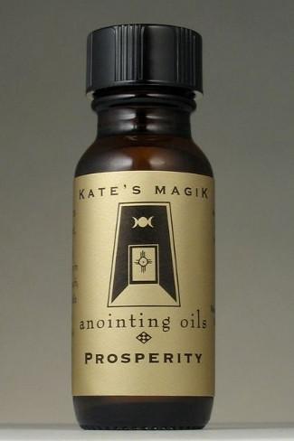 Anointing Oil - Prosperity - Namaste Bookshop