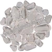 Tumbled Stones High Grade Clear Quartz