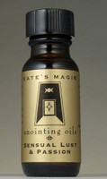 Anointing Oil - Sensual Lust & Passion