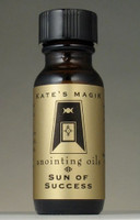Anointing Oil - Sun of Success