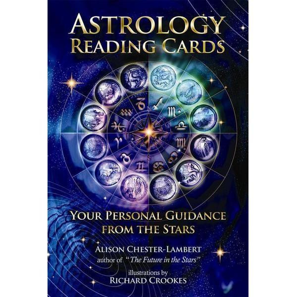 Astrology Reading Cards - Namaste Bookshop