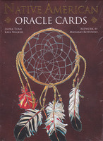 Native American Oracle Cards by Laura Taun & Kaya Walker