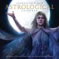 Llewellyn's 2018 Astrological Calendar
