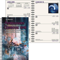 JIM MAYNARD'S Astrologer's Datebook 2018