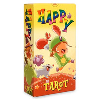 Happy Tarot Borderless Edition